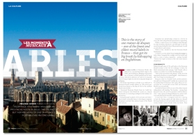Arles Travel Feature