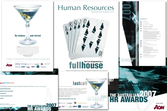 hr awards 2007